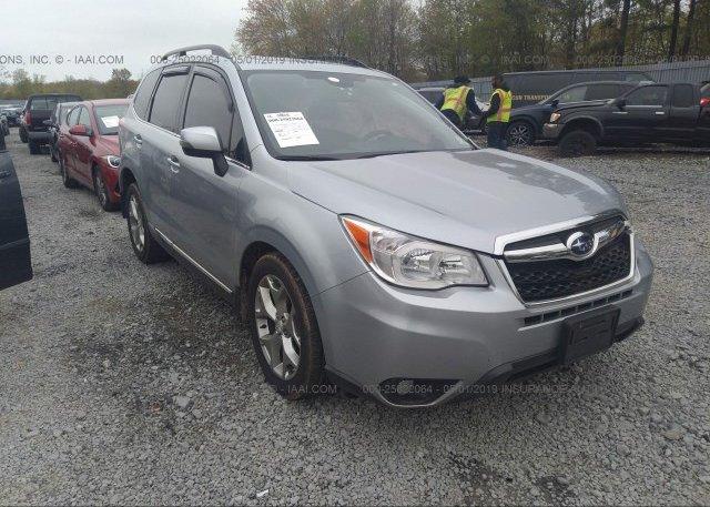 Inventory #659988731 2015 Subaru FORESTER