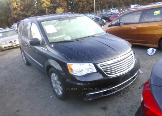 Inventory #893715330 2014 Chrysler TOWN & COUNTRY