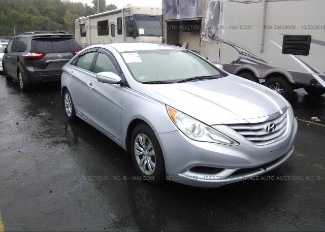 Inventory #448339346 2011 Hyundai SONATA
