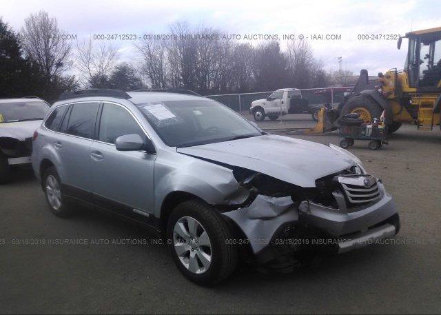 Inventory #206955573 2012 Subaru OUTBACK