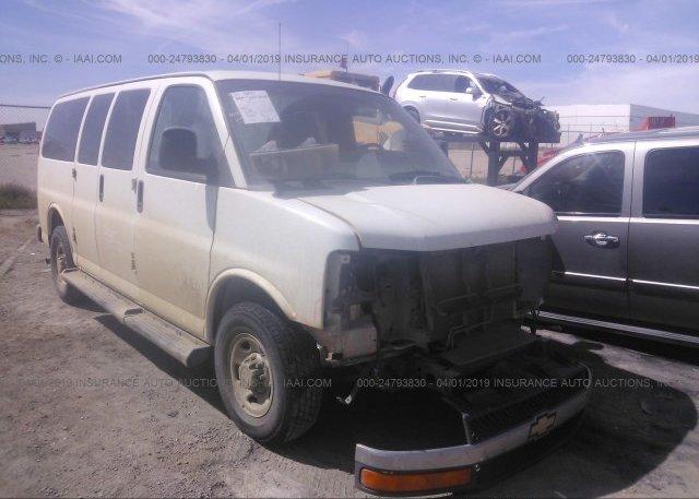 Inventory #419653885 2015 Chevrolet EXPRESS G2500
