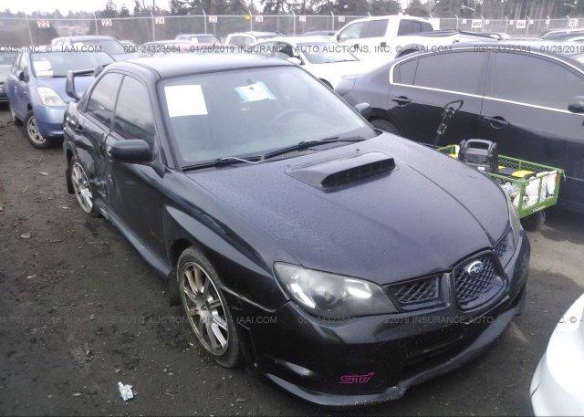 Inventory #499562936 2007 Subaru IMPREZA