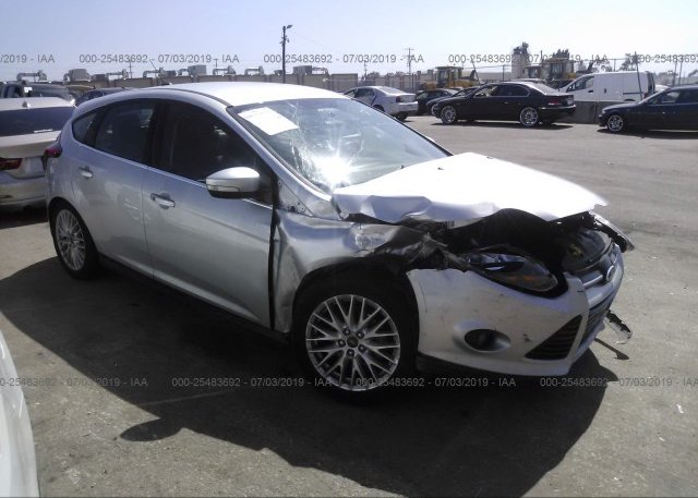 Inventory #543406703 2014 FORD FOCUS