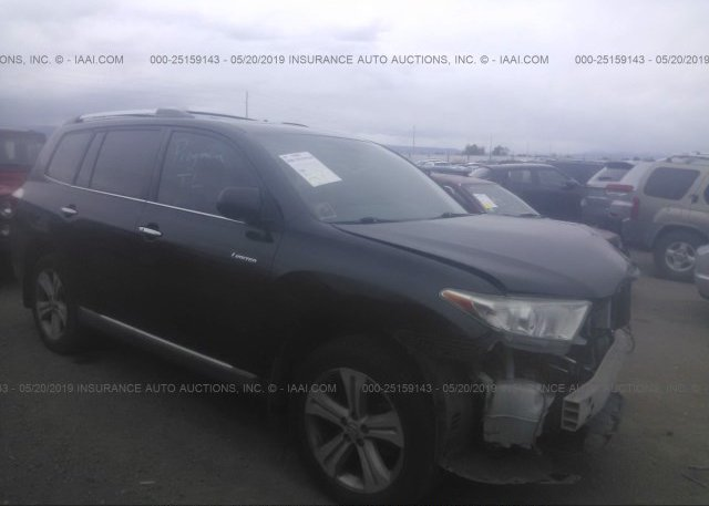 Inventory #769779011 2012 Toyota HIGHLANDER