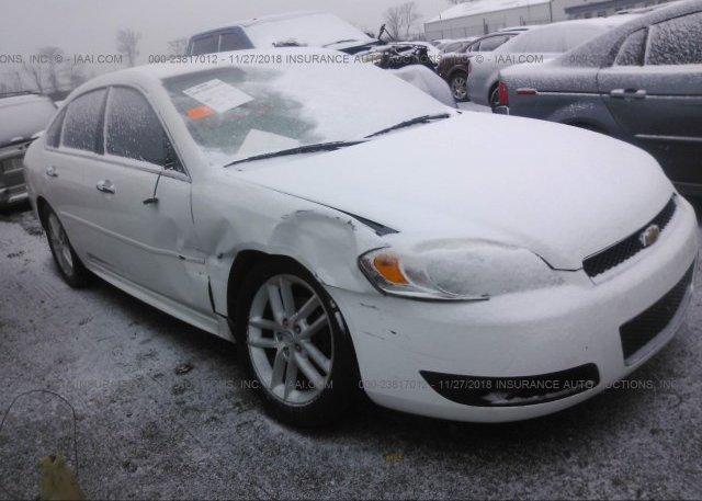 Inventory #543180715 2013 Chevrolet IMPALA