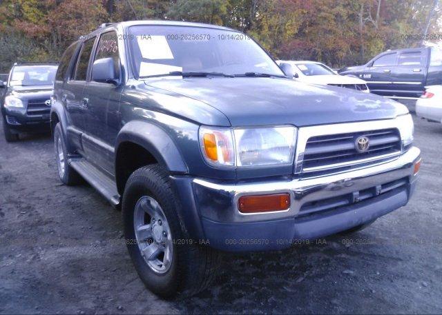 Inventory #989058617 1996 Toyota 4RUNNER