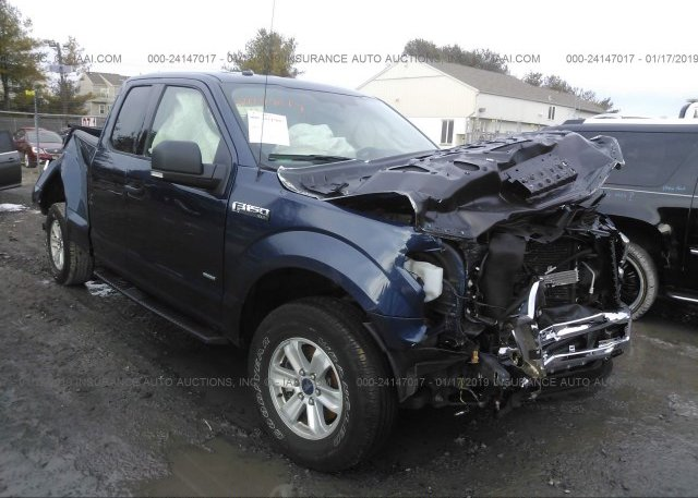 Inventory #553104323 2016 FORD F150