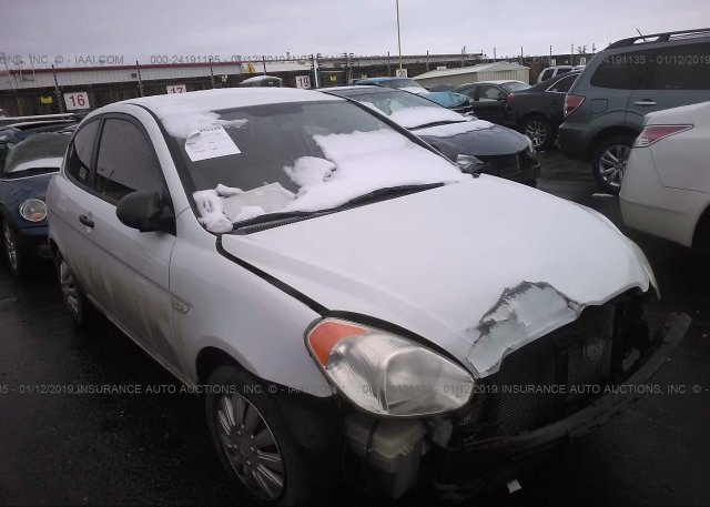 Inventory #627987103 2008 HYUNDAI ACCENT