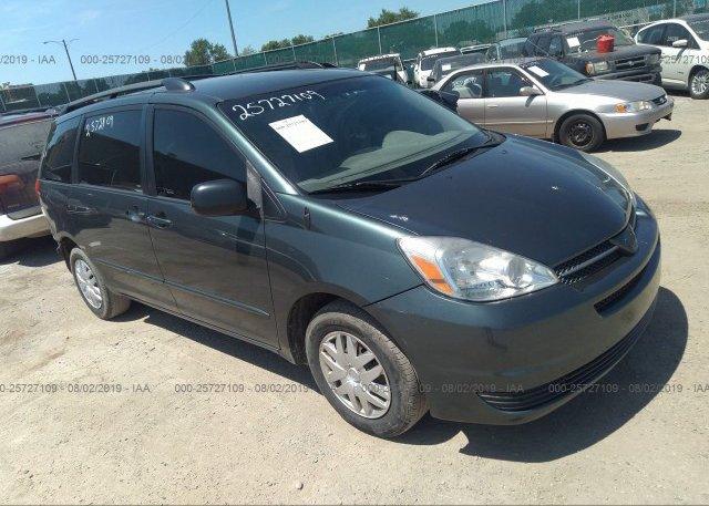Inventory #773658200 2004 Toyota SIENNA