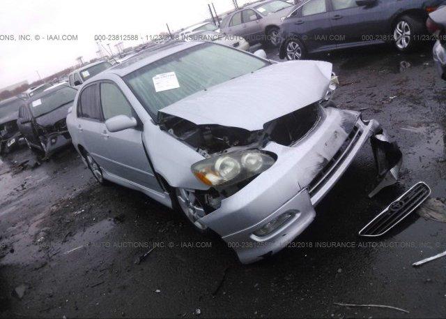 Inventory #625862648 2005 Toyota COROLLA