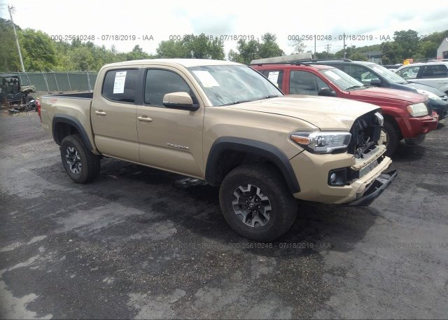 Tan Toyota Tacoma >> 5tfcz5anxgx038993 Salvage Tan Toyota Tacoma At Pittston Pa