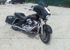 2006 Harley-davidson FLHTI