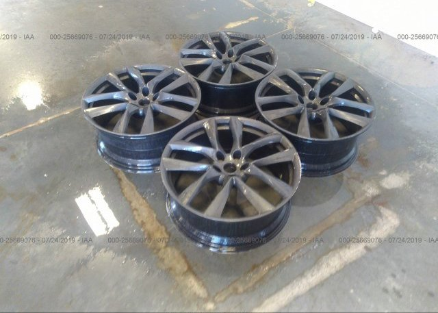 Inventory #366981399 2018 TESLA MODEL S P100D WHEELS
