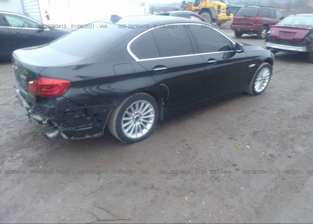цена в сша 2013 BMW 5 SERIES WBAFU7C55DDU70518