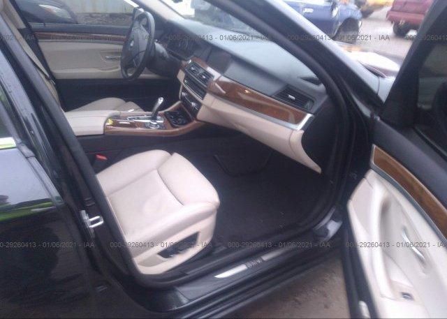 пригнать из сша 2013 BMW 5 SERIES WBAFU7C55DDU70518