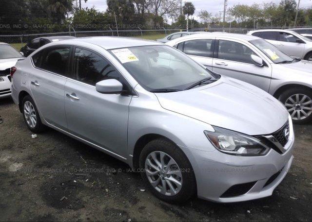 Inventory #525527859 2018 Nissan SENTRA