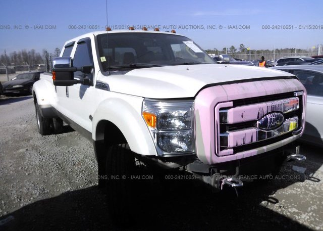Inventory #380410299 2014 FORD F450