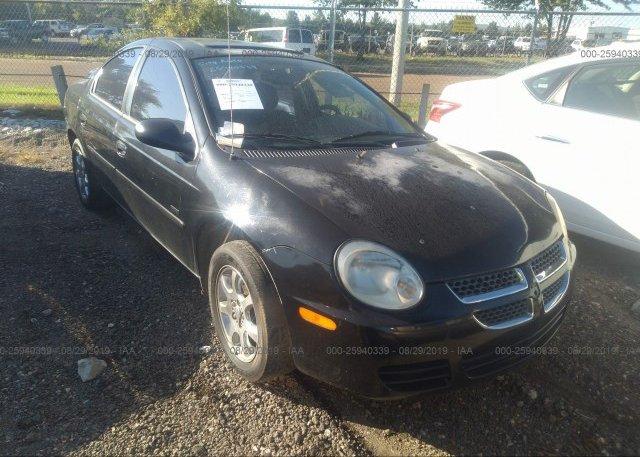 Inventory #326837023 2005 Dodge NEON