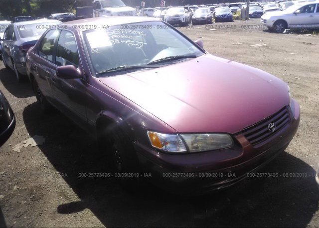 Inventory #615449206 1998 Toyota CAMRY