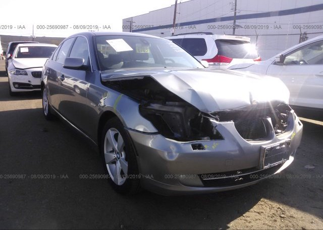 Inventory #900040192 2008 BMW 528