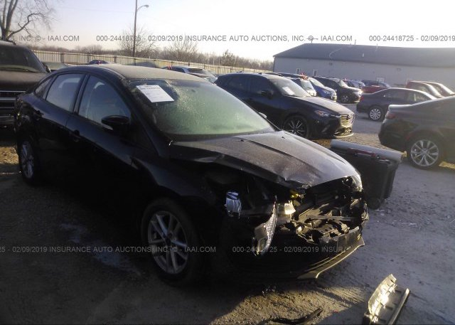 Bidding Ended On 1fadp3f27fl339990 Salvage Ford Focus At Columbus