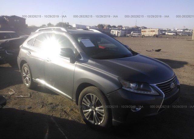 Inventory #367879411 2013 Lexus RX