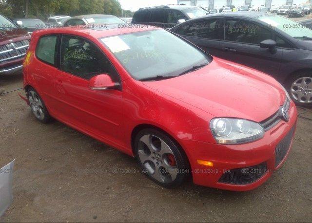 Inventory #986825358 2009 Volkswagen GTI