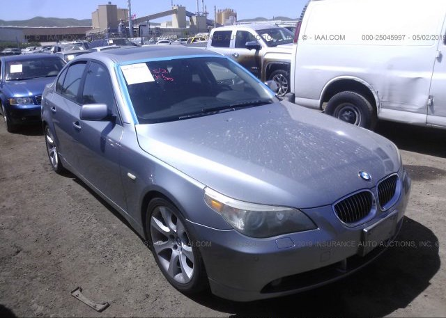 Inventory #292352826 2004 BMW 545