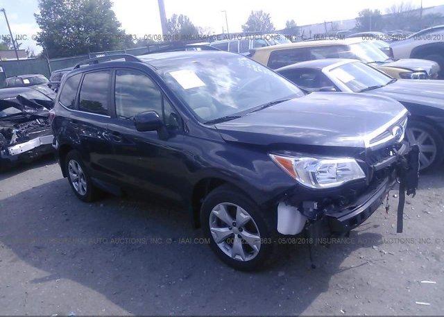 Inventory #732473868 2015 Subaru FORESTER