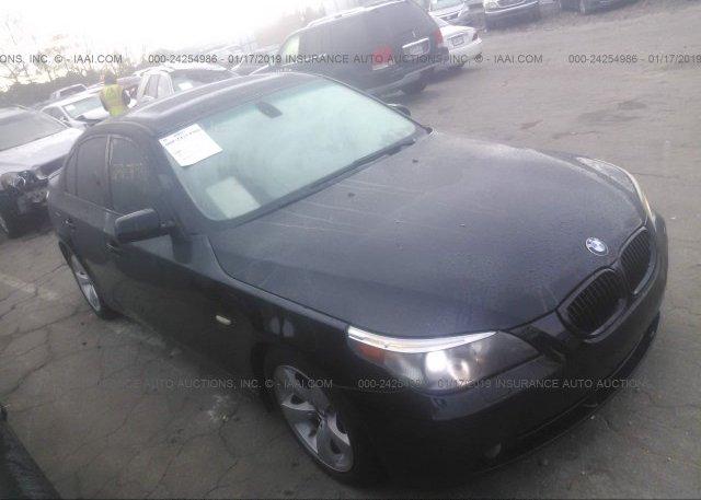 Inventory #635936222 2007 BMW 525