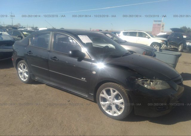 Inventory #437445614 2007 Mazda 3