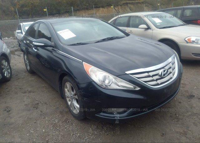 Inventory #847531242 2011 Hyundai SONATA