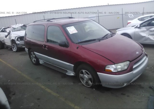 Inventory #466502547 2002 NISSAN QUEST
