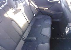 2013 Tesla MODEL S - 5YJSA1CN6DFP08652 front view