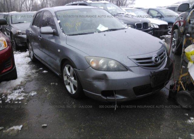 Inventory #853406371 2004 Mazda 3