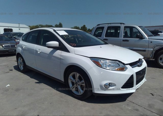 Inventory #309212262 2012 FORD FOCUS