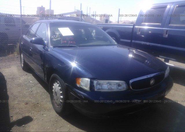 Inventory #757208192 2000 Buick CENTURY