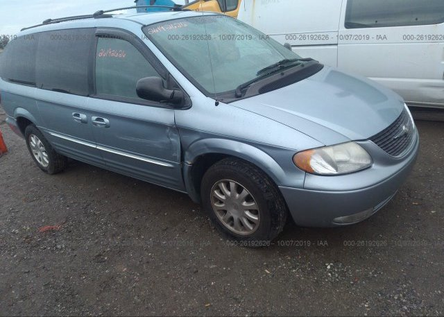 Inventory #952261061 2003 Chrysler TOWN & COUNTRY
