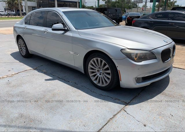 Inventory #536612086 2009 BMW 750
