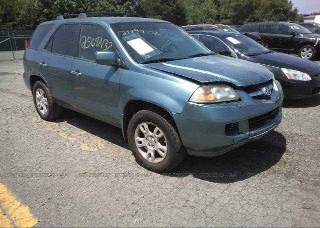 Inventory #139532502 2006 Acura MDX
