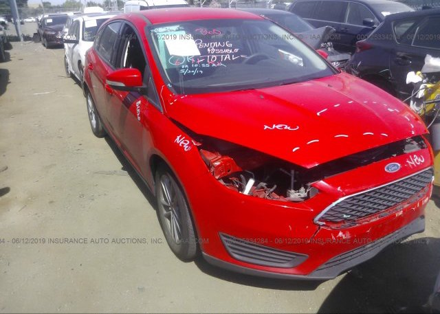 Inventory #984386518 2016 FORD FOCUS