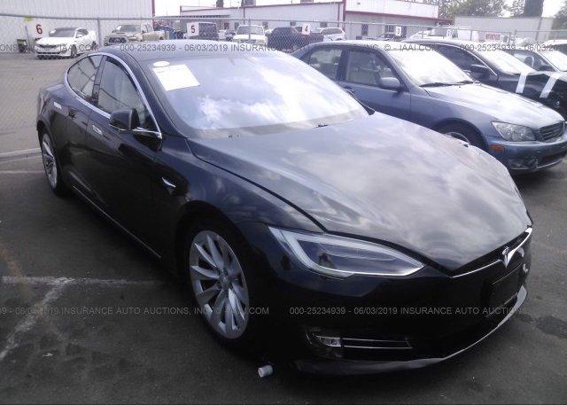 Inventory #379299644 2018 Tesla MODEL S