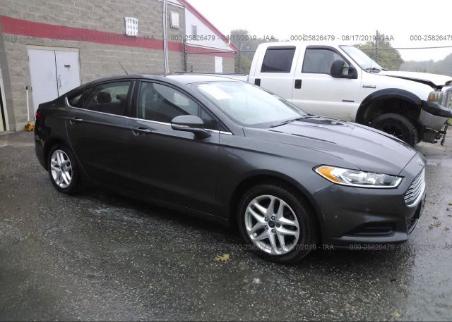 Inventory #362108148 2016 FORD FUSION