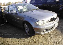 2005 BMW 325 - WBABD33405PL06575 Left View
