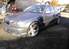 2005 BMW 325 - WBABD33405PL06575 Right View