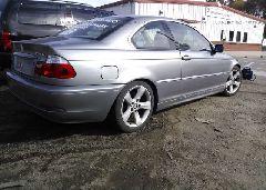 2005 BMW 325 - WBABD33405PL06575 rear view