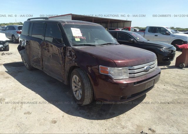 Inventory #597446220 2009 FORD FLEX
