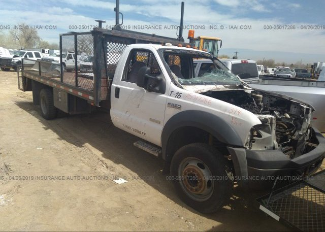 Inventory #359403927 2007 FORD F550