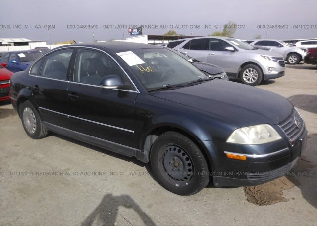 Inventory #203929156 2004 Volkswagen PASSAT