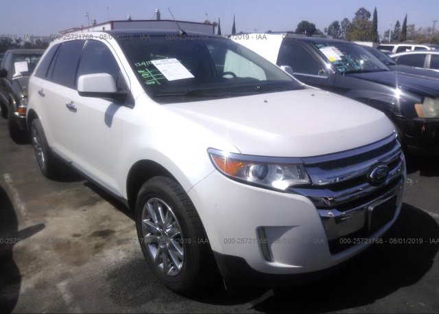 Inventory #675212773 2011 FORD EDGE